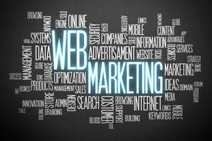 Webマーケティング支援のイメージ